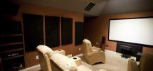 Kotiteatteri nostaa elokuvaelämyksen elokuvateatterin tasolle.